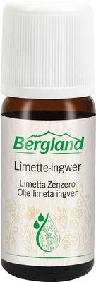 LIMETTE-Ingwer ätherisches Öl