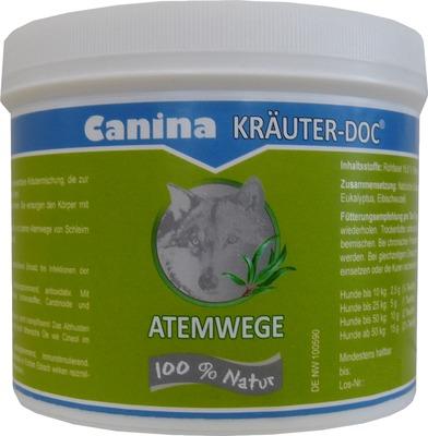 CANINA Kräuter-Doc Atemwege Pulver vet.