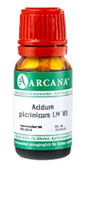 ACIDUM PICRINICUM LM 6 Dilution