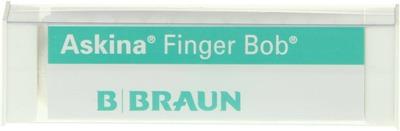 ASKINA Finger Bob weiß