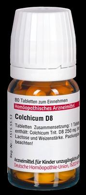 COLCHICUM D 8 Tabletten