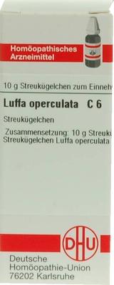 LUFFA OPERCULATA C 6 Globuli