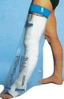 DUSCHFOLIEN Bein lang 110 cm