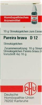 PAREIRA BRAVA D 12 Globuli