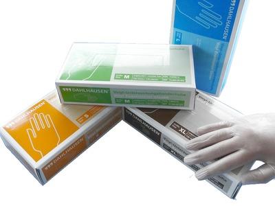 P. J. Dahlhausen & Co. GmbH VINYL Handschuhe ungepudert Gr.L 07485696