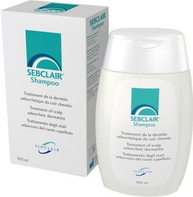 Alliance Pharmaceuticals GmbH SEBCLAIR Shampoo 07537335