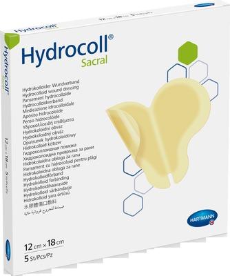 HYDROCOLL sacral Wundverband 12x18 cm