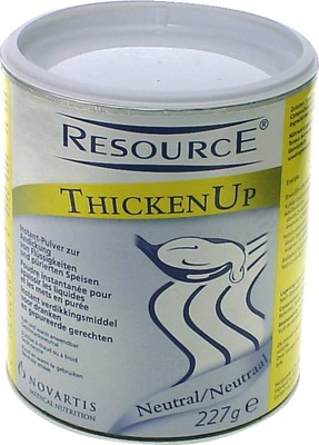 RESOURCE ThickenUp Pulver
