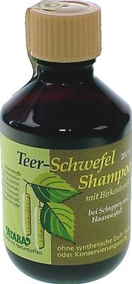 MMCosmetic GmbH ATABA Teer Schwefel Shampoo 07721091