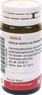 URTICA URENS EX Herba D 4 Globuli