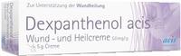 Dexpanthenol acis Wund- und Heilcreme 50mg/g