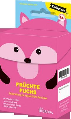 SIDROGA TEExpress Früchte Fuchs