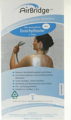 Discountmed e.K. Medizintechnik & Großhandel DUSCHPFLASTER 3D 128x183 mm 09155253