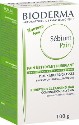 BIODERMA Sebium Pain klärendes Wasch-Syndet