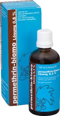 Permethrin-biomo 0,5%