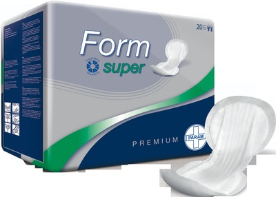 PARAM Form PREMIUM Vorlagen anatom.super