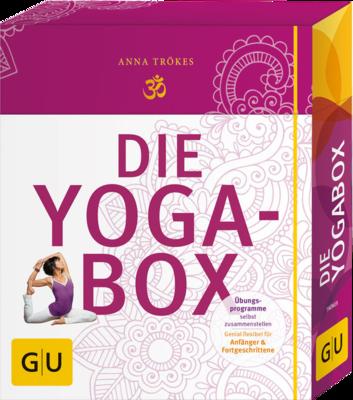 GU Die Yoga-Box 2012