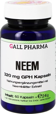 Neem 320 mg Gph Kapseln