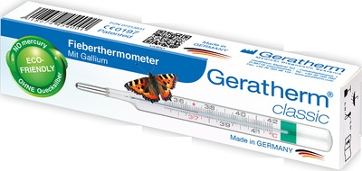 Geratherm Medical AG GERATHERM classic m.easy flip in EFS Fiebertherm. 10261411