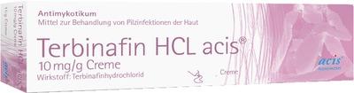 Terbinafin HCL acis 10mg/g