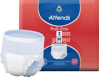 ATTENDS Pull-Ons 3 medium