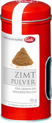 Caesar & Loretz GmbH ZIMTPULVER Caelo HV-Packung Blechdose 10549566