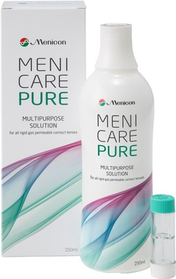 MENICON GmbH MENI CARE Pure Lösung f.harte Kontaktlinsen 10553243