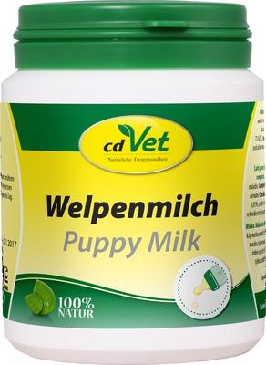 WELPENMILCH Pulver f.Hunde/Katzen/Nager