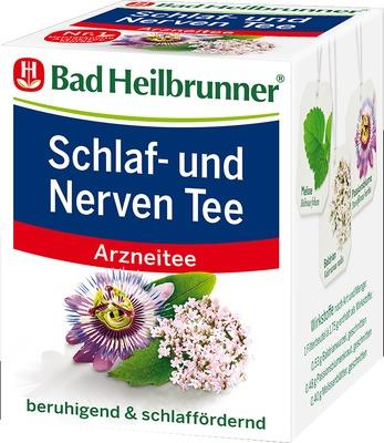 Bad Heilbrunner Schlaf- und Nerven Tee