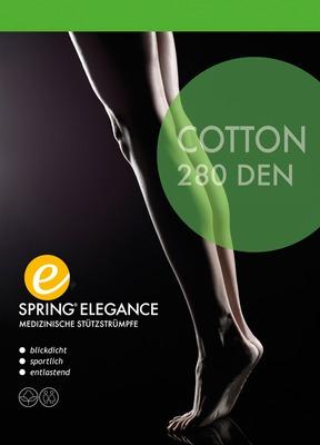 SPRING ELEGANCE Cotton 280den AD 39/40 sand