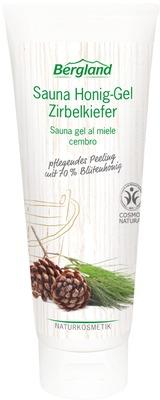 SAUNA HONIG-Gel Zirbelkiefer