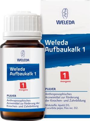 Weleda AG WELEDA Aufbaukalk 1 Pulver 11514469