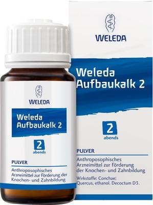 Weleda AG WELEDA Aufbaukalk 2 Pulver 11514475