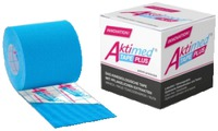 AKTIMED Tape Plus elast.m.Zusatzn.5cmx5m lightblue