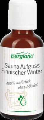 SAUNA AUFGUSS Konzentrat finnischer Winter