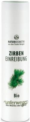 ZIRBEN-Einreibung Unterweger Bio
