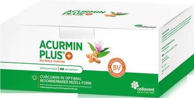 Acurmin Plus Das Mizell-curcuma Weichkapseln