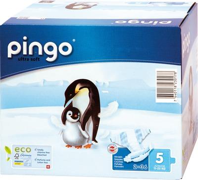 BIO WINDELN junior Jumbo 12-25 kg Pinguin PINGO