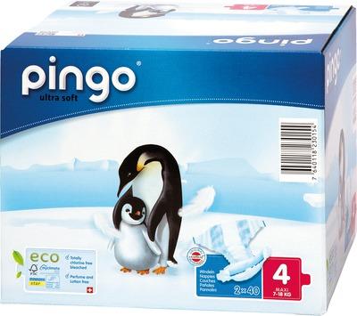 BIO WINDELN maxi Jumbo 7-18 kg Pinguin PINGO SWISS