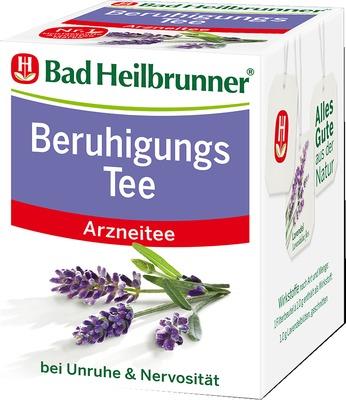 Bad Heilbrunner Beruhigungstee mit Lavendelblüten