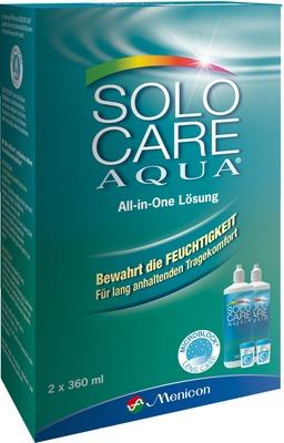 SOLOCARE AQUA Multifunktions-/Desinfektionslösung