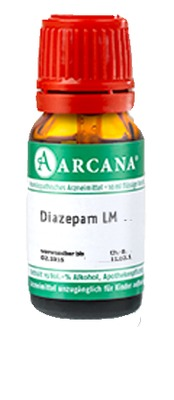 DIAZEPAM LM 5 Dilution