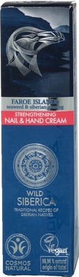 FAROE Islands Strengthen nail and hand creme