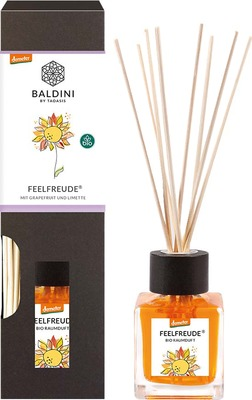BALDINI Feelfreude Bio/demeter Raumduft Set+Stäb.