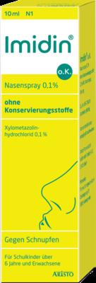 IMIDIN 0,1% 1 mg/ml Nasenspray