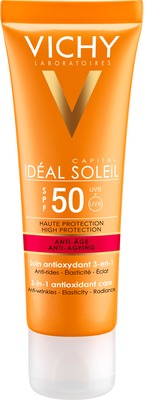 VICHY IDEAL Soleil Anti-Age Creme LSF 50