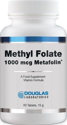METHYL FOLATE METAF1000MCG
