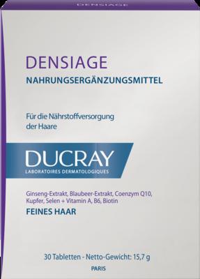 Ducray Densiage Nahrungsergänzungsmittel Tabletten