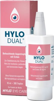 Hylo Dual Augentropfen