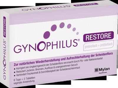 Gynophilus Restore Vaginaltabletten